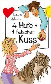 Cover 4 Hufe + 1 falscher Kuss