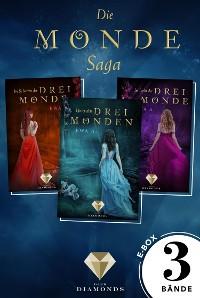 Cover Alle drei »Monde«-Bände der elektrisierenden Bestseller-Reihe in einer E-Box (Die Monde-Saga )