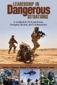 Cover Leadership in Dangerous Situations