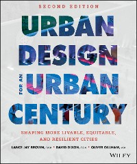 Cover Urban Design for an Urban Century