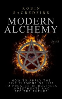 Cover Modern Alchemy