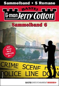 Cover Jerry Cotton Sammelband 6 - Krimi-Serie