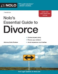 Cover Nolo's Essential Guide to Divorce