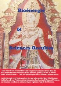 Cover Bioénergie et Sciences Occultes