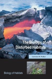 Cover Biology of Disturbed Habitats