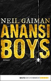 Cover Anansi Boys