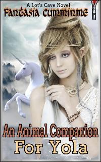 Cover An Animal Companion For Yola