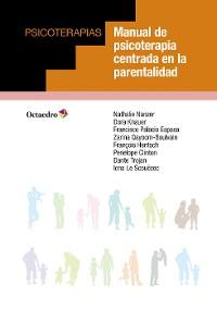 Cover Manual de psicoterapia centrada en la parentalidad