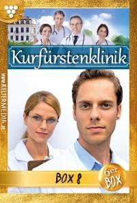 Cover Kurfürstenklinik Jubiläumsbox 8 - Arztroman