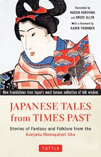 Cover Japanese Tales from Times Past
