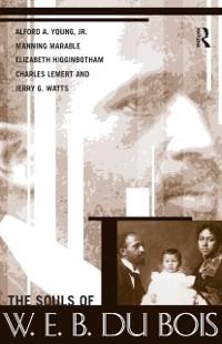 Cover Souls of W.E.B. Du Bois