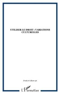 Cover Droit et culture no. 46