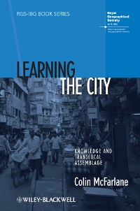 Cover Learning the City