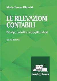 Cover Le rilevazioni contabili