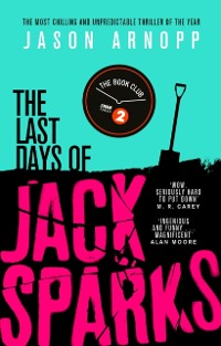 Cover Last Days of Jack Sparks