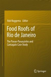 Cover Food Roofs of Rio de Janeiro