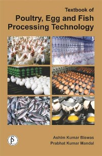 Cover Textbook Of Poultry, Egg And Fish Processing Technology