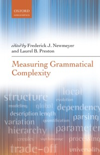 Cover Measuring Grammatical Complexity