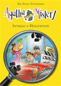 Cover Intrigo a Hollywood. Agatha Mistery