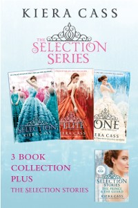 Cover Selection series 1-3 (The Selection; The Elite; The One) plus The Guard and The Prince (The Selection)