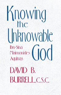 Cover Knowing the Unknowable God