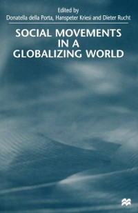 Cover Social Movements in a Globalising World