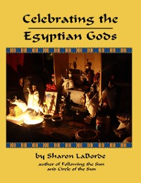 Cover Celebrating the Egyptian Gods