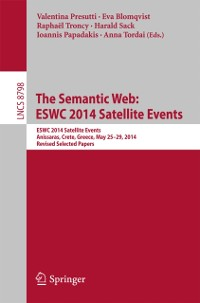 Cover Semantic Web: ESWC 2014 Satellite Events