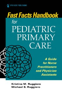 Cover Fast Facts for Pediatric Primary Care