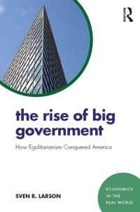 Cover Rise of Big Government