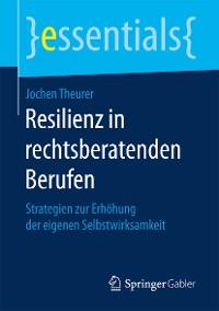 Cover Resilienz in rechtsberatenden Berufen