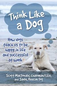 Cover Think Like a Dog