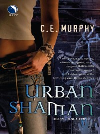 Cover Urban Shaman (The Walker Papers, Book 1)