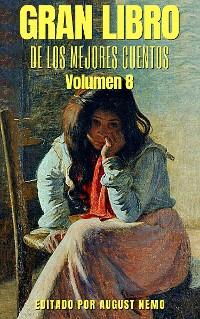 Cover Gran Libro de los Mejores Cuentos - Volumen 8