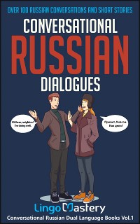 Cover Conversational Russian Dialogues