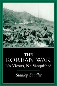 Cover The Korean War