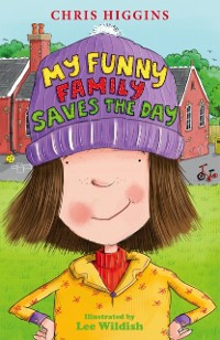 Cover My Funny Family Saves the Day