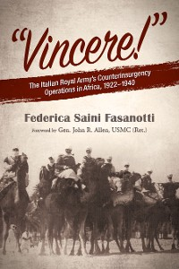 "Cover ""Vincere!"""