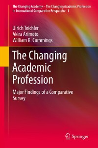 Cover The Changing Academic Profession