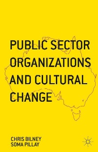 Cover Public Sector Organizations and Cultural Change