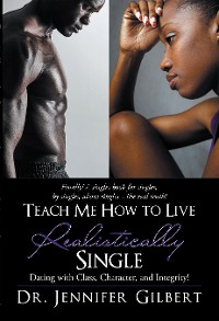 Cover Teach Me How to Live Realistically Single