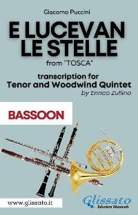 Cover E lucevan le stelle - Tenor & Woodwind Quintet (Bassoon part)