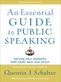 Cover An Essential Guide to Public Speaking