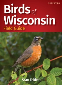 Cover Birds of Wisconsin Field Guide