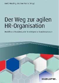 Cover Der Weg zur agilen HR-Organisation