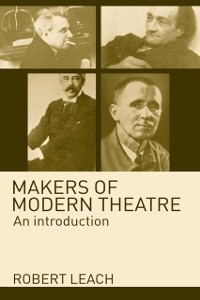 Cover Makers of Modern Theatre