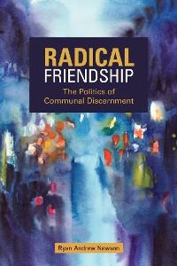 Cover Radical Friendship