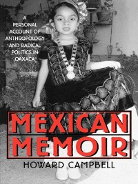 Cover Mexican Memoir