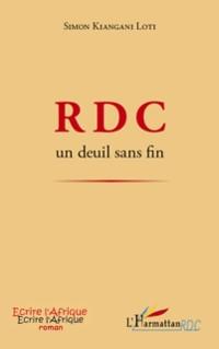 Cover Rdc un deuil sans fin