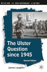Cover Ulster Question since 1945